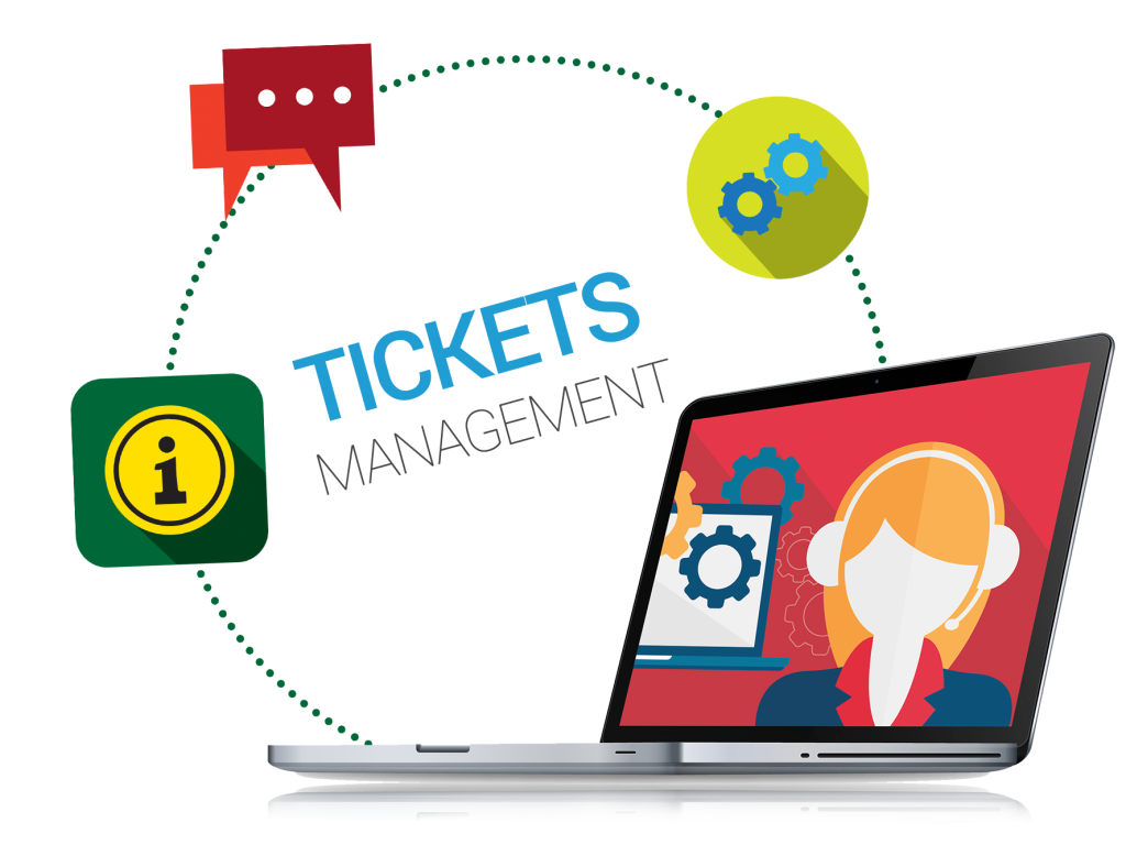 Ticket Management Compufreak It Solutions